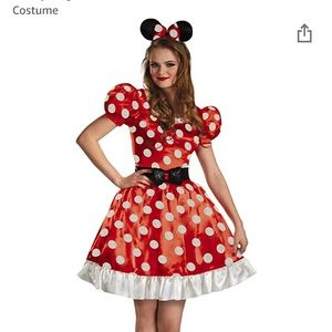 Minnie Mouse Costume Dress